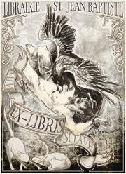 Ex-Libris Librairie St-Jean-Baptiste